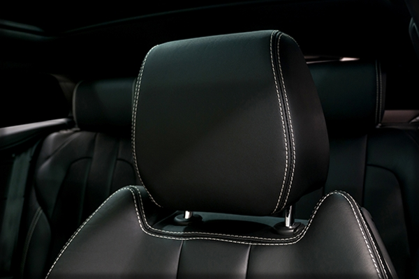 New Leather Car Seats